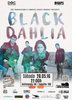Black Dahlia