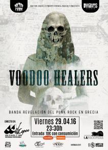 Vodoo Healers
